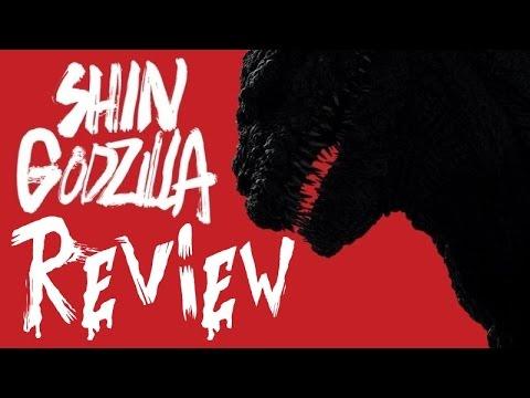 Shin Godzilla - Film Review mit Spoilern(german/deutsch)