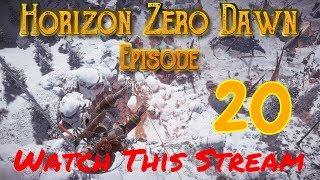 Horizon Zero Dawn Episode 20: Fugitives to Justice!