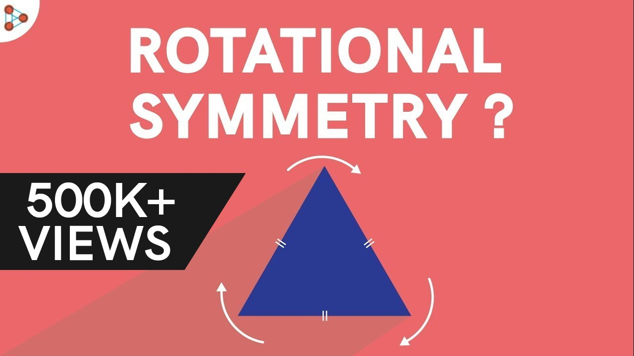 medium resolution of Reflectional Symmetry and Rotational Symmetry   Don't Memorise - YouTube