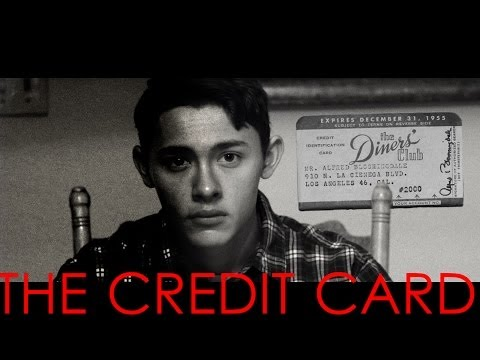 Ralph Schneider - The Invention of the Credit Card (Viewer Discretion Advised)