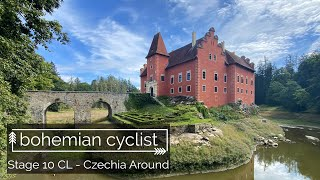 "Bikepacking Czechia - Telc to Tabor"". Stage 10 Czechia Around Central Loop"""