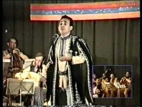 Hamazgayin .Vladimir Arzumanyan (Giga) Halep.Sheram,Sayat-Nova.