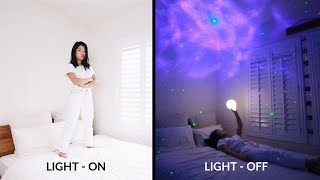 ✧・゚Creating my DREAM galaxy room ・゚*☽