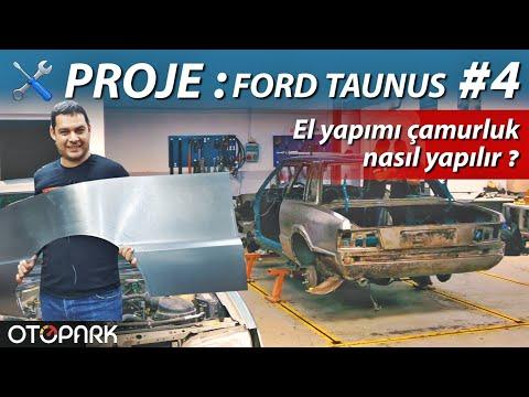 Proje: Ford Taunus | Bölüm #4 | Sıfırdan kaporta yapmak !? [English subtitled]