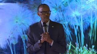 President Kagame speaks at Umubano Project 10th Anniversary Dinner | Kigali, 11 August 2017