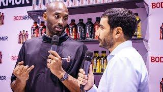 Kobe Bryant, Michael Fedele Discuss BodyArmor's Marketing Moves at NACS 2017