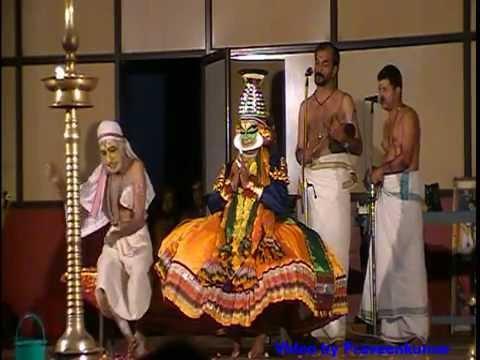 Ajithaharee...and Gurupuree...Shri Kottakkal Madhu & Rajeevan -Kuchelavritham Kathakali