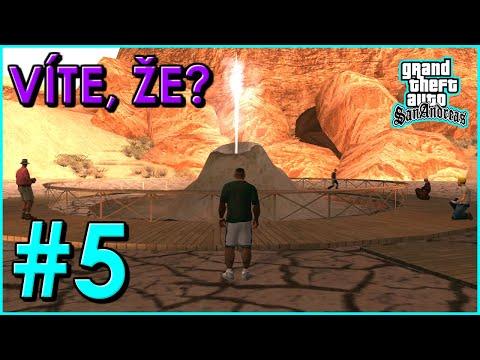 GTA San Andreas - Víte, že? #5