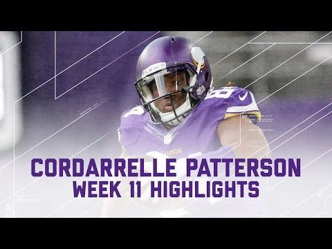 Cordarrelle Patterson