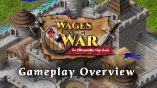 Wages of War - Gameplay Overview