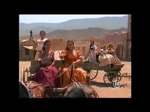 La Reina de Espadas (escenas rodadas en Fort Bravo) parte 12