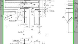 как читать чертежи металлоконструкций(Как читать чертежи металлоконструкций коротко о схемах, разрезах узлах, КМ, КМД и т.д. http://klyshko.ru/kak-chitat-chertezhi-..., 2015-07-30T19:53:06.000Z)