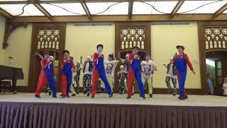 Танцевальная группа ''Гжель Старс''