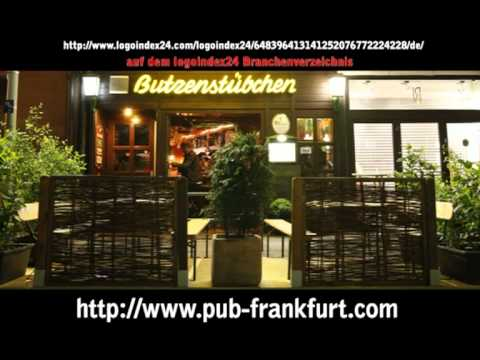 Pub Frankfurt - Butzenstübchen