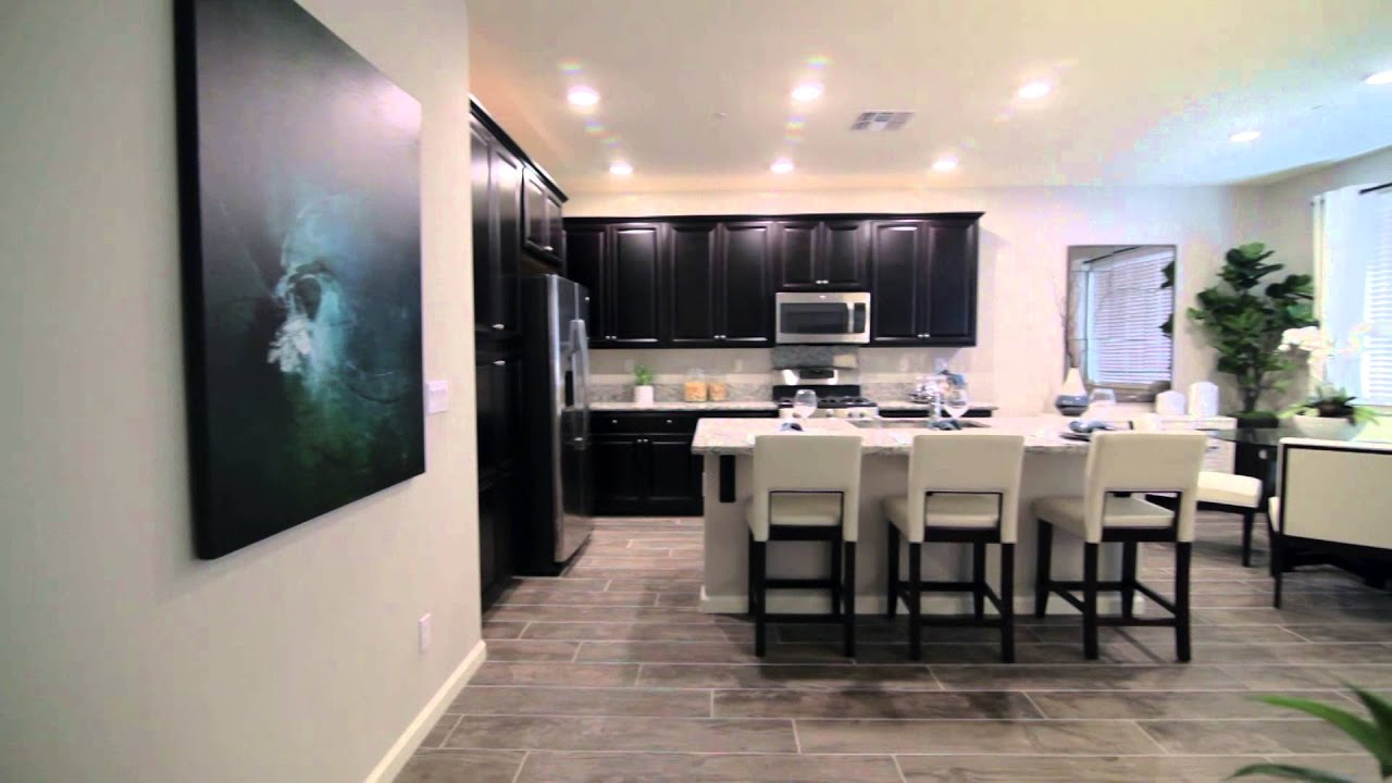 Model Homes Kitchen Pictures Art The Boracay Home At Cypress Point   New By ...
