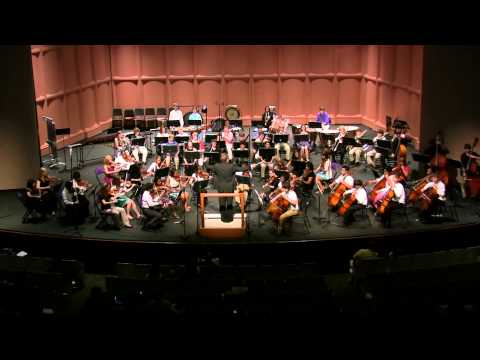 Sibelius - Finlandia (Furman Music Camp 2011)