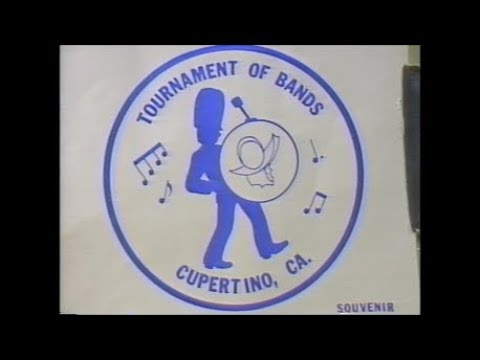Cupertino Tournament of Bands 1982