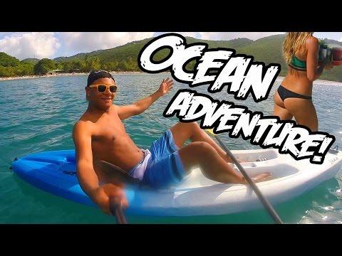 AMAZING OCEAN ADVENTURE! | Vacation Vlog