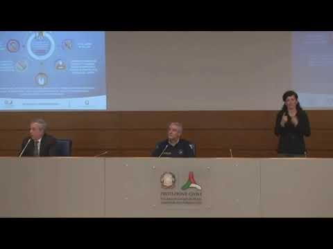 Coronavirus, il bollettino della Protezione civile:' 1615 nuovi positivi, 610 i deceduti'