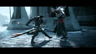 видео Боевая система Dragon age 2