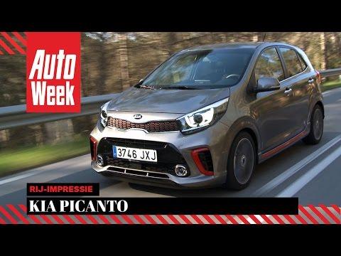 Kia Picanto - AutoWeek Review - English subtitles