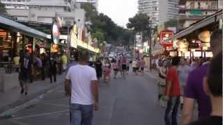 Mallorca Playa de Palma-Schinkenstraße