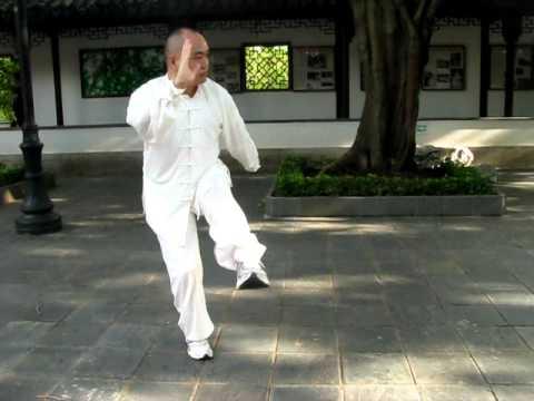 吳家太極方拳第四段基礎練習 | Doovi