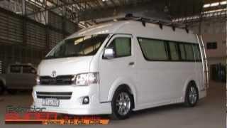 Toyota Hiace 2.5 GL DSL Super VIP 5 Seats