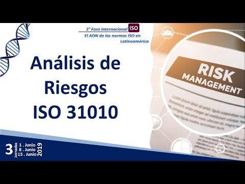 ISO 31010 | ISO 31000 | Metodologías De Análisis De Riesgos ISO 31010 | Gestión Del Riesgo