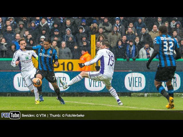 2012-2013 - Jupiler Pro League - 28. Club Brugge - RSC Anderlecht 2-2
