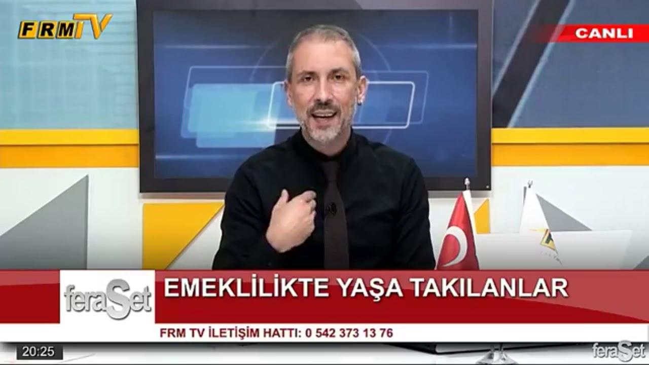 Emeklilikte Yaşa Takılanlar (EYT) - Süleyman Öztürk (Feraset)