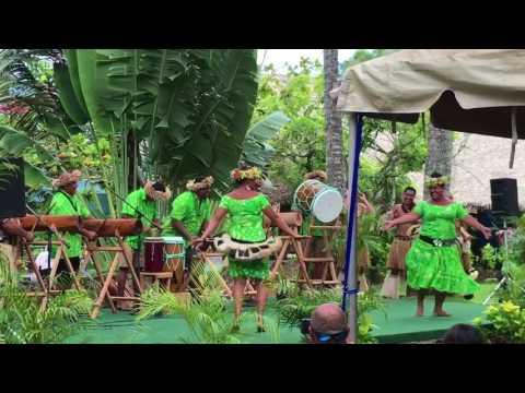 Cook Islands presentation at PCC P2