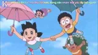 Doremon chế-Mình là gì của nhau (Lyrics)