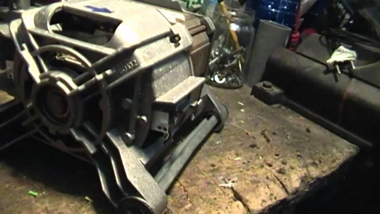 Schemi Elettrici Lavatrici Bosch : Motore universale bosch youtube