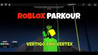 Roblox Parkour #2 - Climbing Vertigo and Vertex