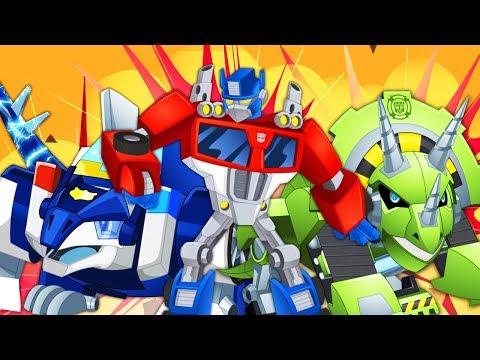 Роботы трансформеры мультфильм роботы спасатели
