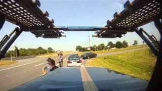 Trucker Versus Virginia State Police thumbnail