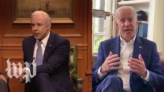 SNL's cold open vs. Biden's real-life remarks