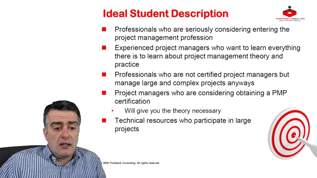 Advanced Project Management 3of4 Risk Qc Hr Comm Proc Youtube