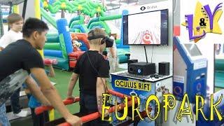 VLOG Детский развлекательный центр Европарк в Технопарке Бишкек Отмечаем день рождение(, 2017-06-05T03:21:46.000Z)
