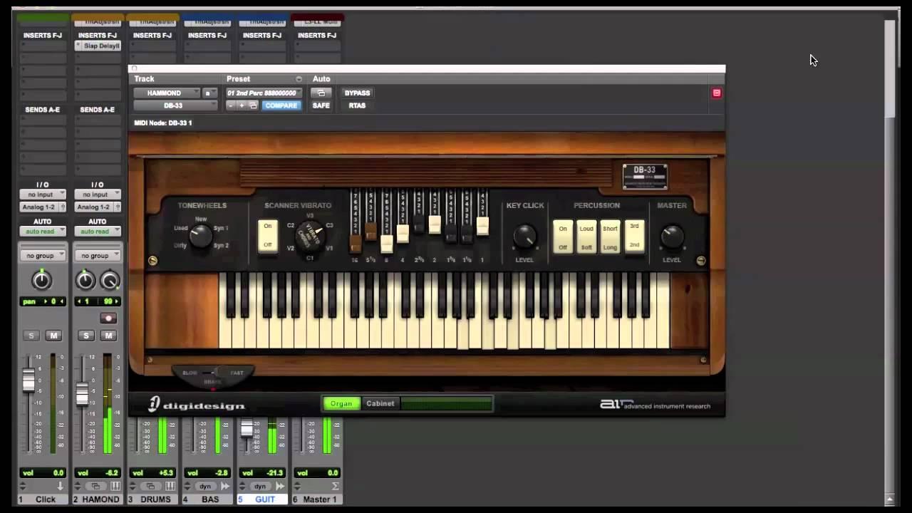 Hammond b3 software