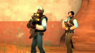 SFM If TF2 Was Mixed With Other Games