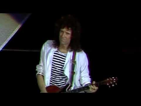 Brighton Rock Solo - Queen Live At Wembley Stadium 1986