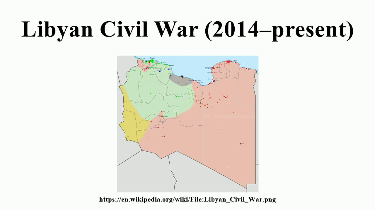 libyan civil war Libyan civil war edited by karl p mueller limited print and electronic distribution rights this document and trademark(s) contained herein are protected by law.