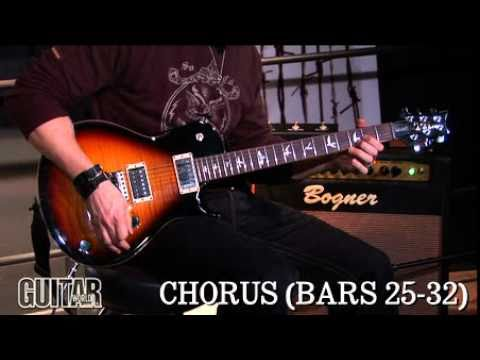 How to Play \'Higher\' by Creed\'s Mark Tremonti - YouTube