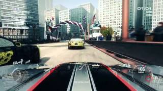 Codemasters GRiD 2 Gameplay Video - Chicago Xbox 360 PS3