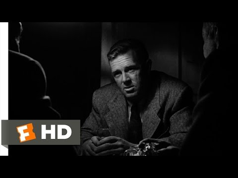 The Killing (3/11) Movie CLIP - Going Over the Plan (1956) HD