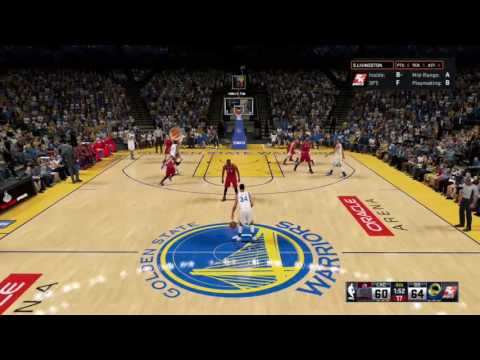 NBA 2K16 Full Game Highlights: Dunks and Lobs vs. The Clippers!