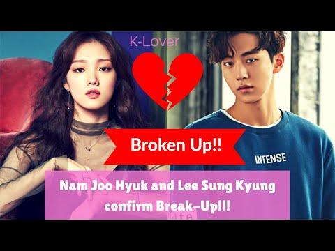 yg confirms lee sung kyung and nam joo hyuk dating