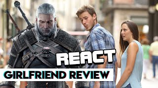 React: Should Your Boyfriend Play The Witcher 3: The Wild Gwent?